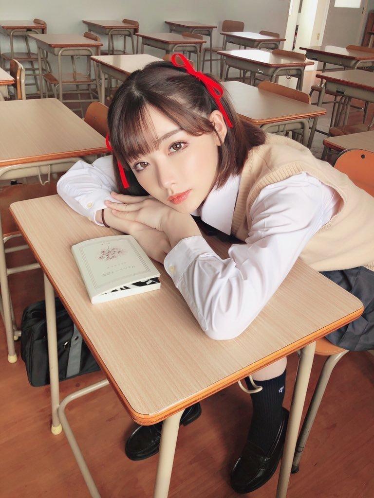 深田咏美 要跟我一起念书吗