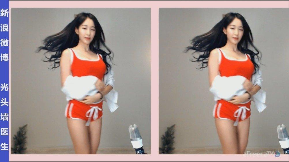 韩国女主播黛莱(唐蕾달래)220190321
