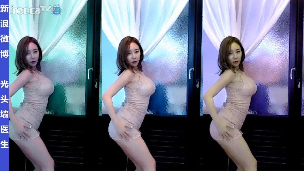 韩国美女主播英井잉찡20190613