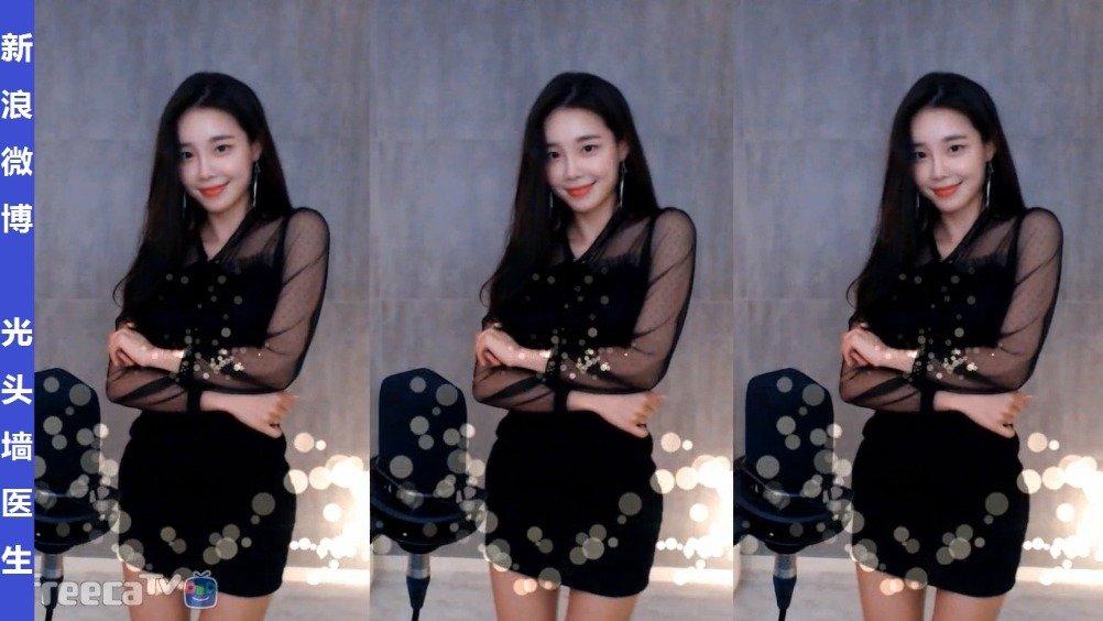 韩国美女主播塔米米타미미直播热舞剪辑20191118