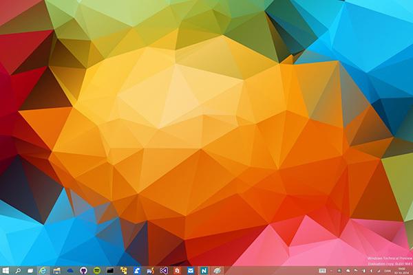 下个Windows 10技术预览版是Build 986x的照片