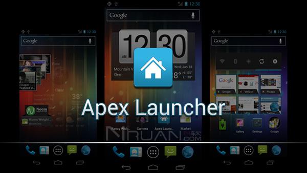 Apex Launcher Pro下载 Apex启动器 v3.0.3 专业特别版的照片 - 1
