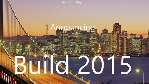 2015年微软重大会议活动清单:值得期待的照片