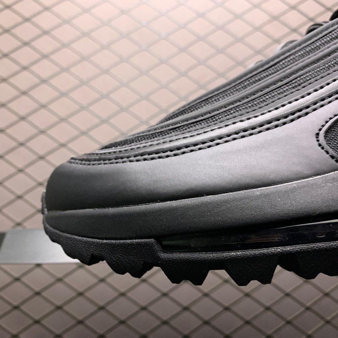 耐克鞋 Nike Air Max97子弹复古全掌气垫休闲运动鞋 CI7538-101 莆田公司级