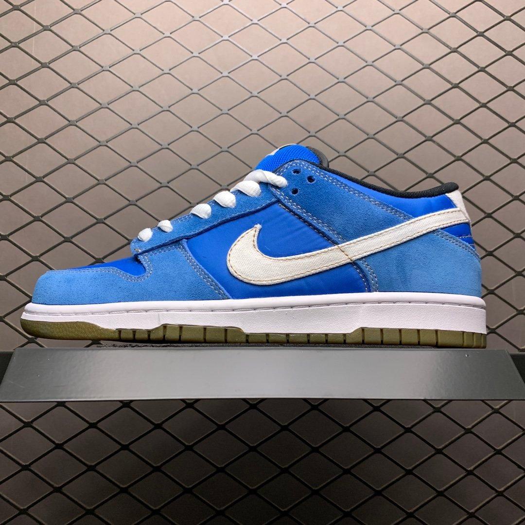 耐克SB系列板鞋  Nike Dunk SB Low冰蓝 304292-405 莆田公司级 高仿鞋