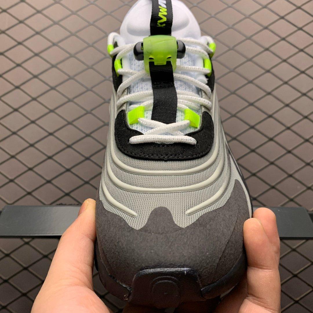 耐克跑鞋 耐克air max270气垫鞋 混色新款CW2623-001 莆田公司级 高仿鞋