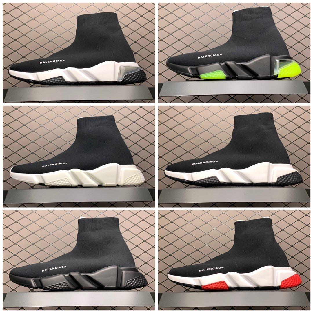 巴黎世家袜子鞋原版高帮袜子鞋Balenciaga袜子鞋
