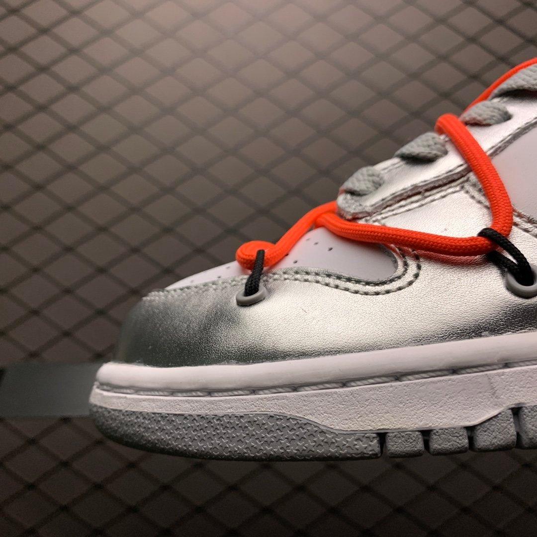 耐克offwhite x耐克sb系列板鞋 耐克ow联名款