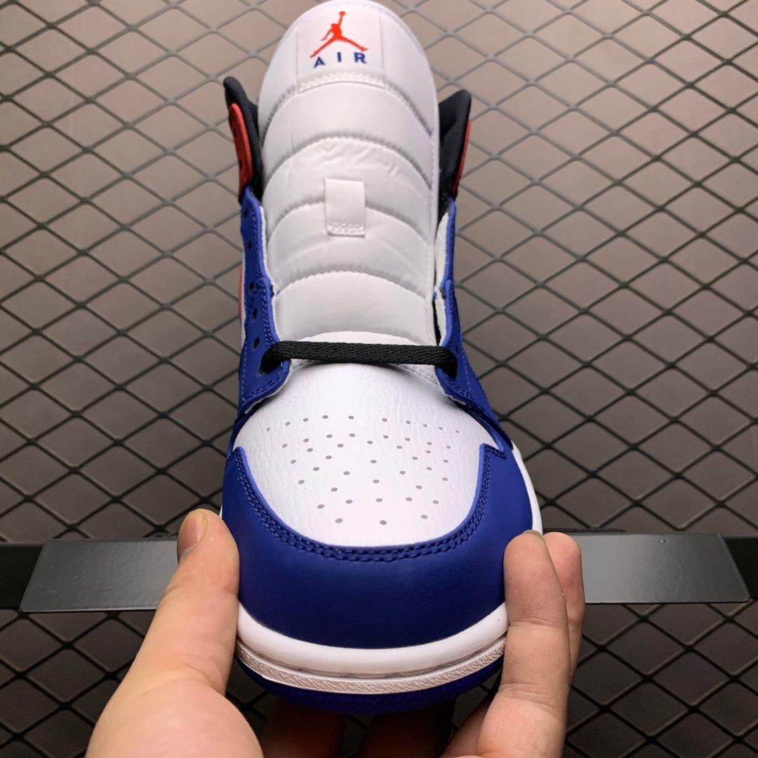 耐克AJ1板鞋aj1北卡蓝 BQ6931-146 高仿AJ1