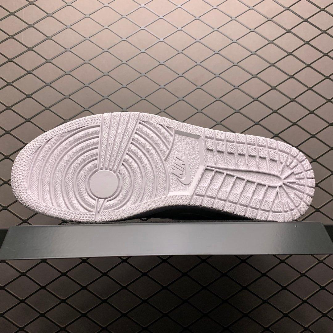 耐克AJ1低帮板鞋AJ1白DC9036-100 高仿AJ1