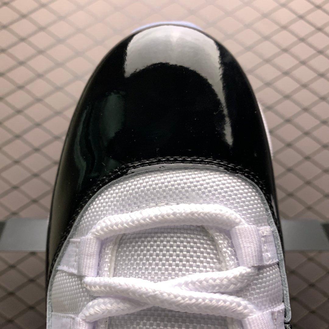 aj11康扣大魔王aj11高仿实战篮球鞋378037-100