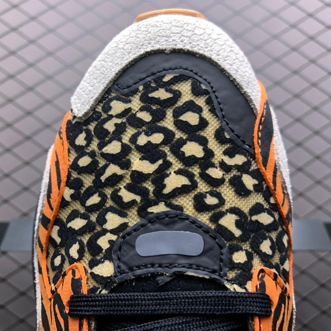 易烊千玺adidas代言ZX Alkyne Boost豹纹阿迪达斯爆米花跑鞋FY5235