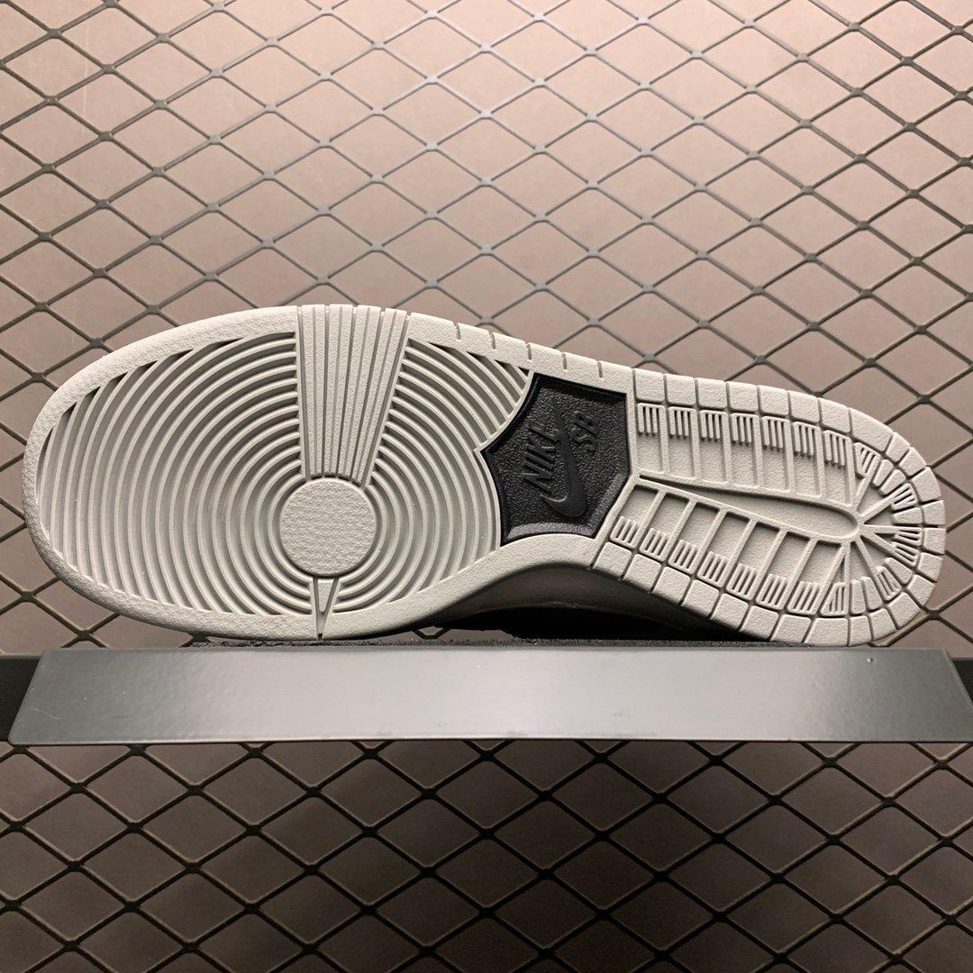 nikesb低帮系列板鞋耐克SB倒钩BQ6817-101高仿