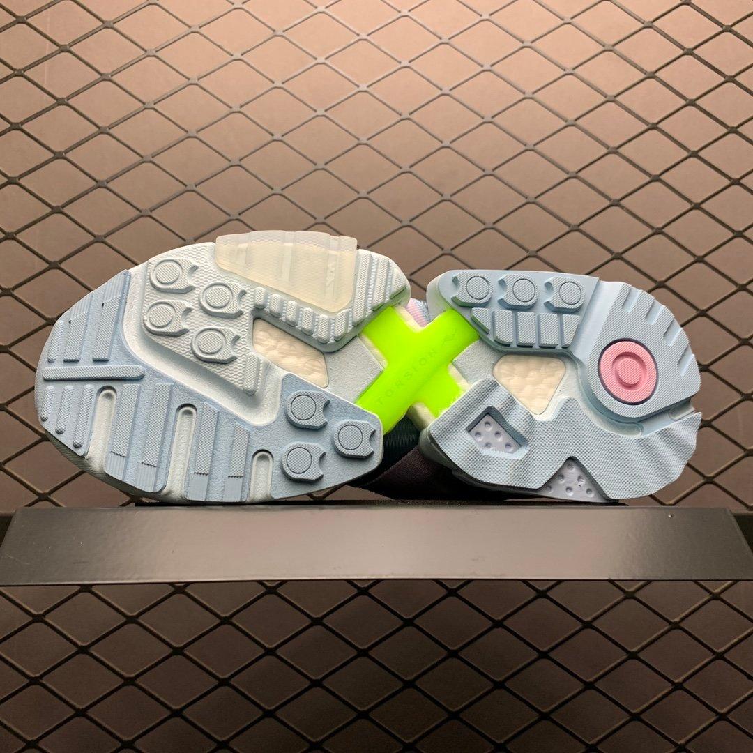 阿迪ZX Torsion ZX扭转跑鞋系列EF4373