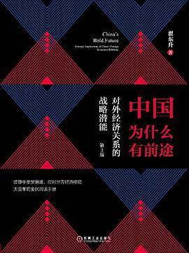 中国为什么有前途:对外经济关系的战略潜能PDF下载