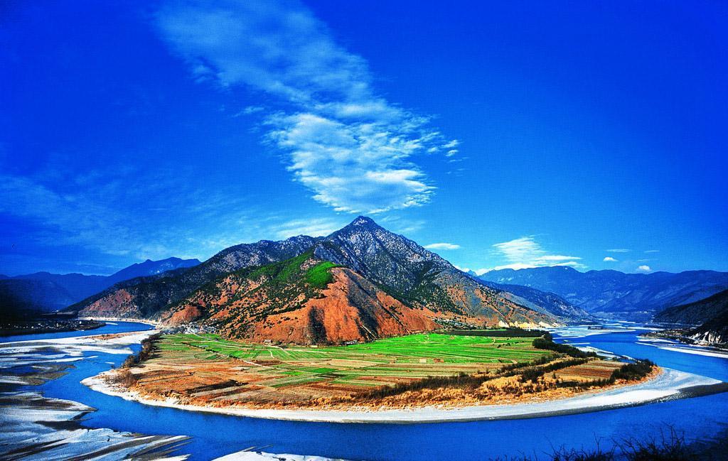 """云南哪3个景点入选""""网民最喜爱的30个旅游目的地""""名单"""