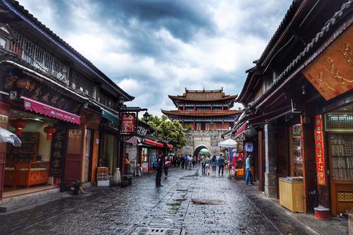 郑州至丽江旅游-