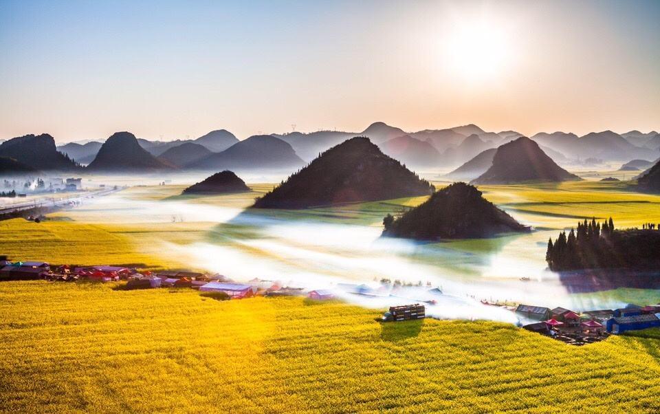 云南有哪些旅游景点