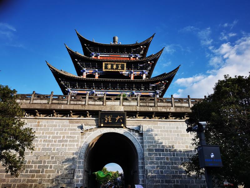 怎么去云南丽江古城交通费用多少