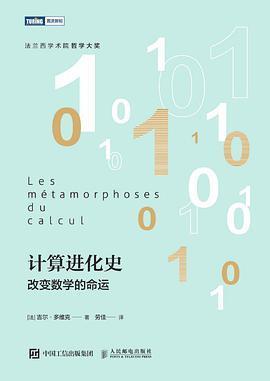 计算进化史:改变数学的命运PDF下载