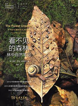 看不见的森林 : 林中自然笔记