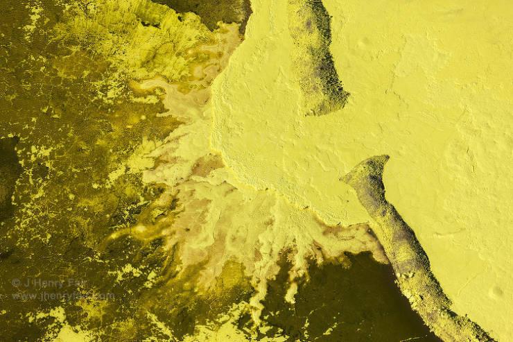 """【摄影】国外摄影师J. Henry Fair摄影作品""""工业伤疤""""插图(12)"""