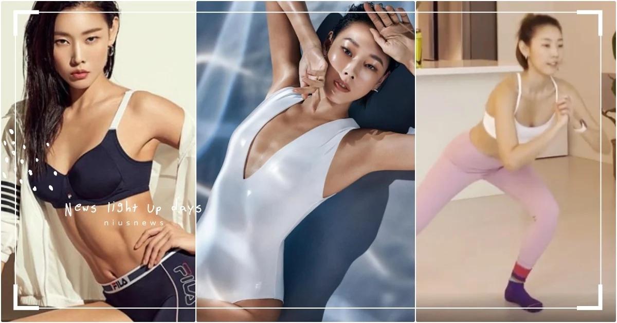 居家防疫也能健身!韩国名模「韩惠珍」示范「袜子运动11招」,10分钟内打造魔鬼身材曲线插图