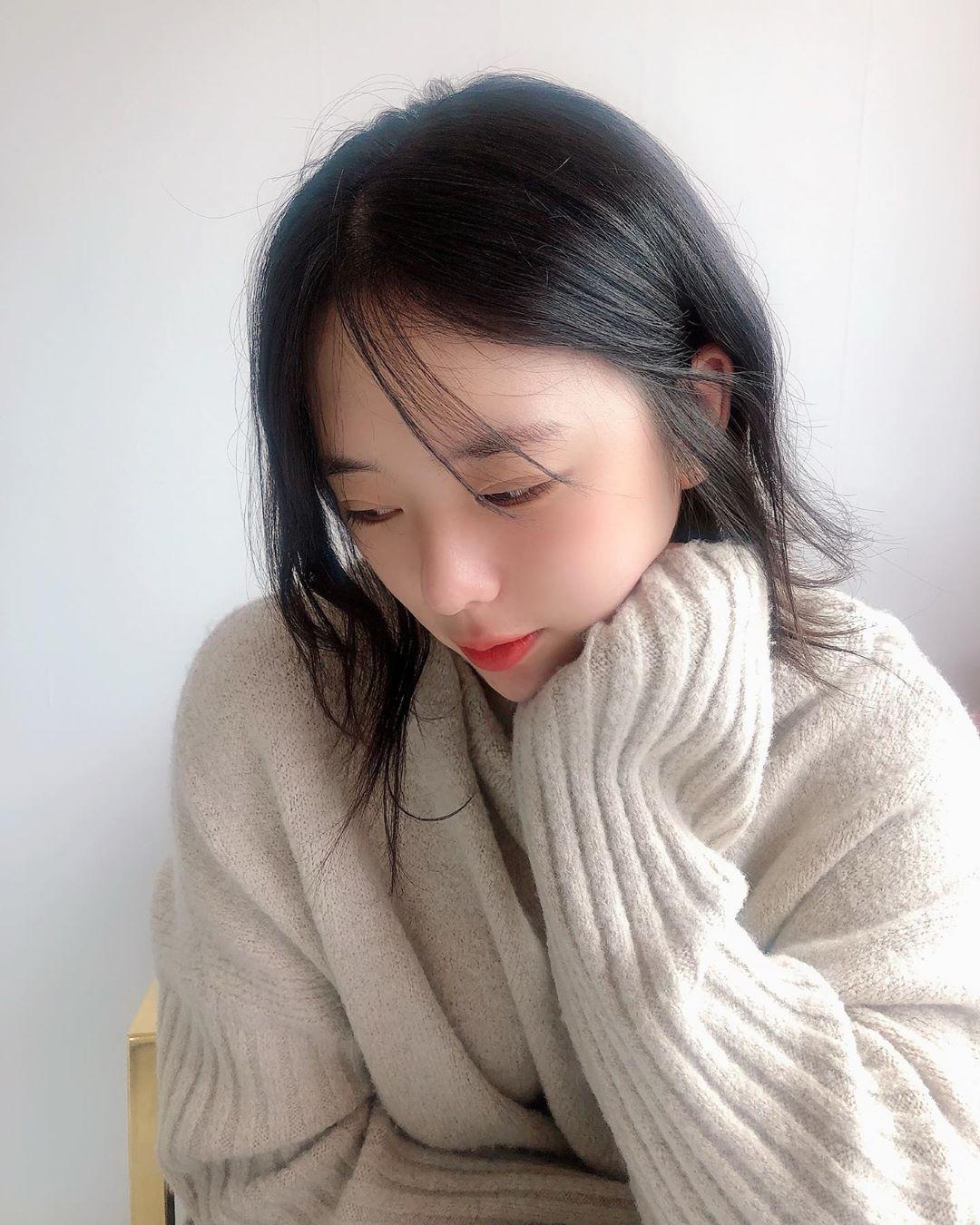 为什么穿毛衣的女生看起来就很温柔?