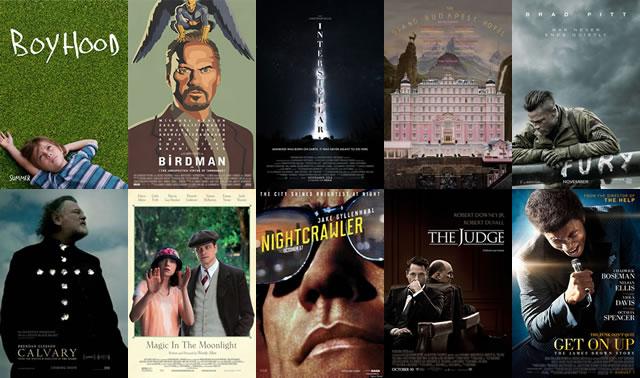 第87届奥斯卡金像奖主要奖项获奖名单的照片 - 2