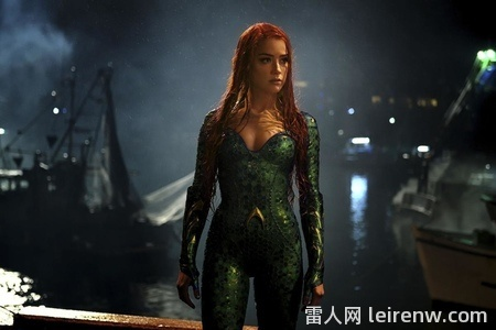 《水行侠 Aquaman》──华丽无边的海底〖史诗