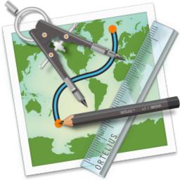 Ortelius 2.2.3 破解版 – 地图矢量绘图应用