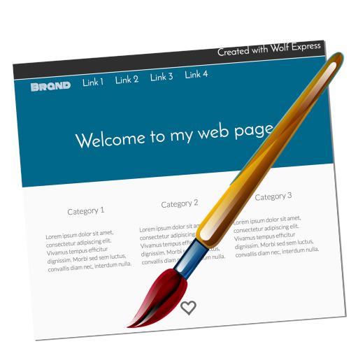 Wolf Landing Page Designer 1.36.2 破解版 – 网页设计软件