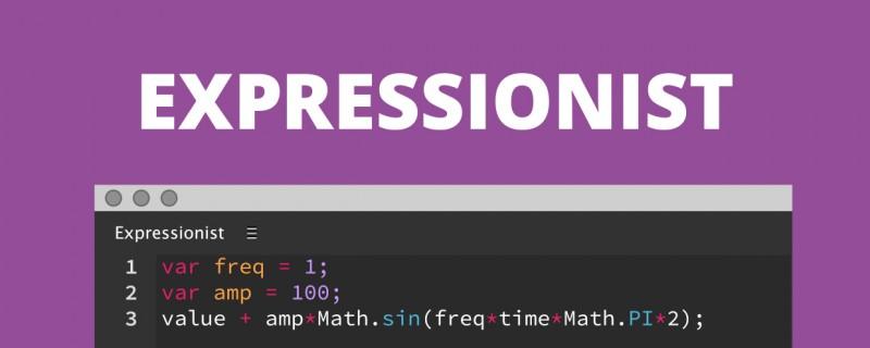 Aescripts Expressionist 1.5.0 破解版 – AE表达式书写关键词高亮错误检查脚本