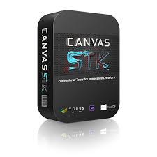 Canvas STK 1.06 破解版 – 360 VR立体视频制作AE脚本