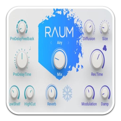 Native Instruments Raum 1.0.0 破解版 – 混响效果器插件