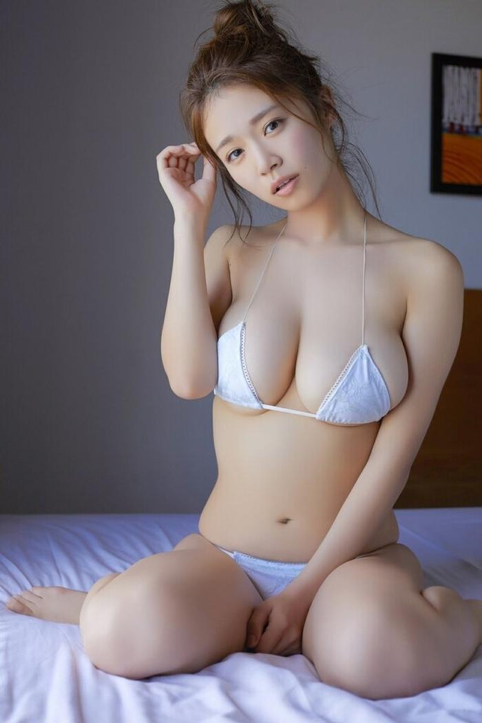 写真女星菜乃花轻熟女毕业作品全脱上阵 宅男福利 第5张