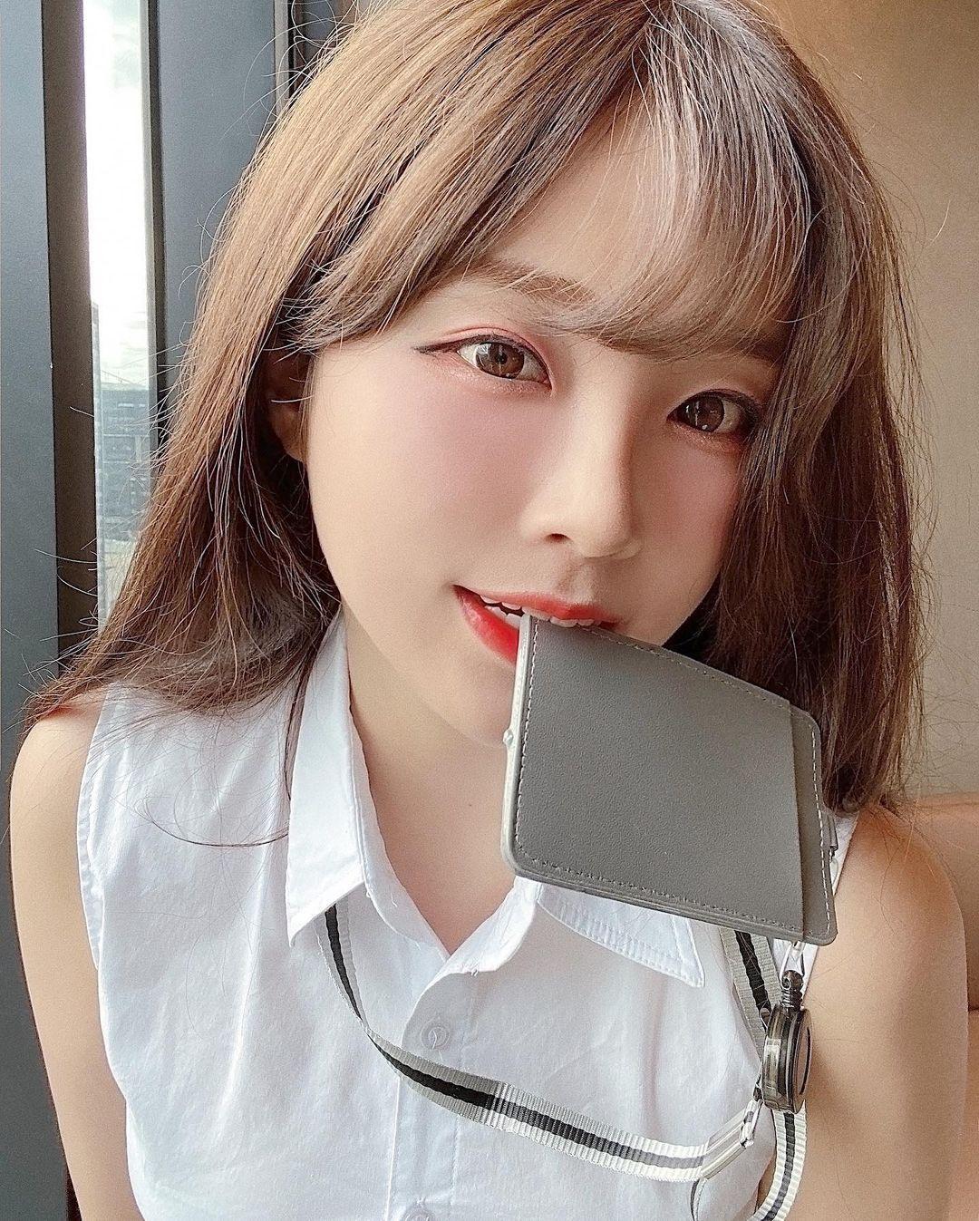 韩国最萌直播主「Coco」超甜女友力露齿灿笑给人满满初恋感!插图6