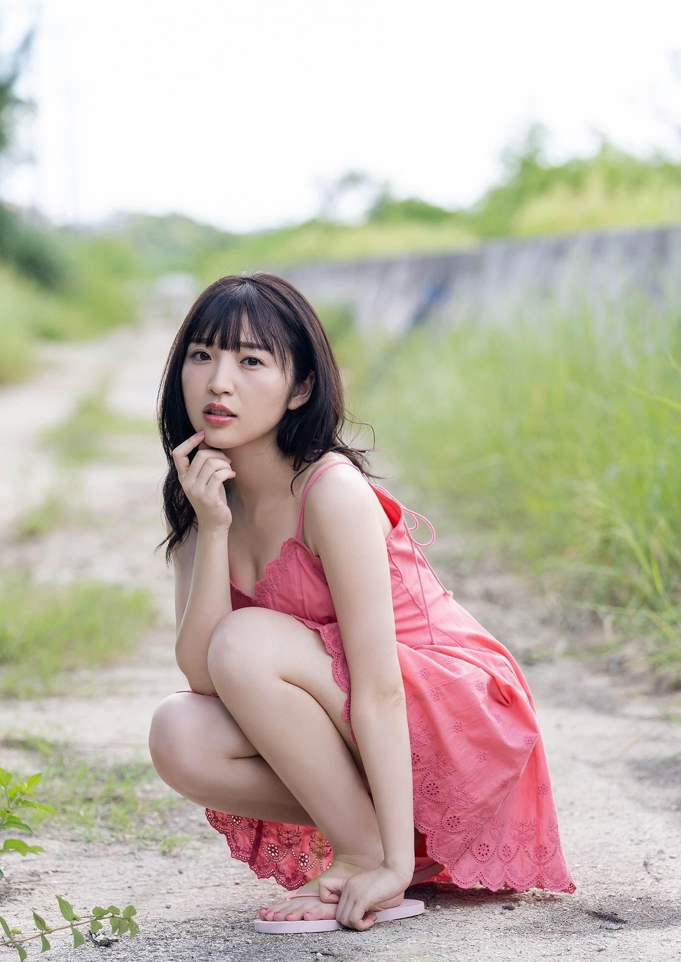 气质型声优「丰田萌绘」身材意外超有料比基尼滑出「白嫩」画面极养眼-新图包