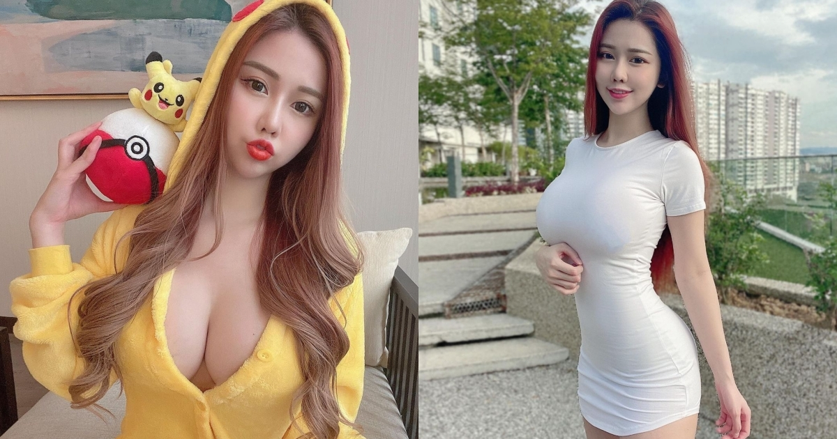 巨版皮卡丘JENNA周甄娜纤细小蛮腰太诱惑