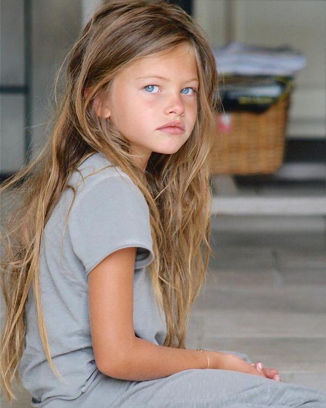 法国小萝莉@Thylane Blondeau 被封世界第一美少女