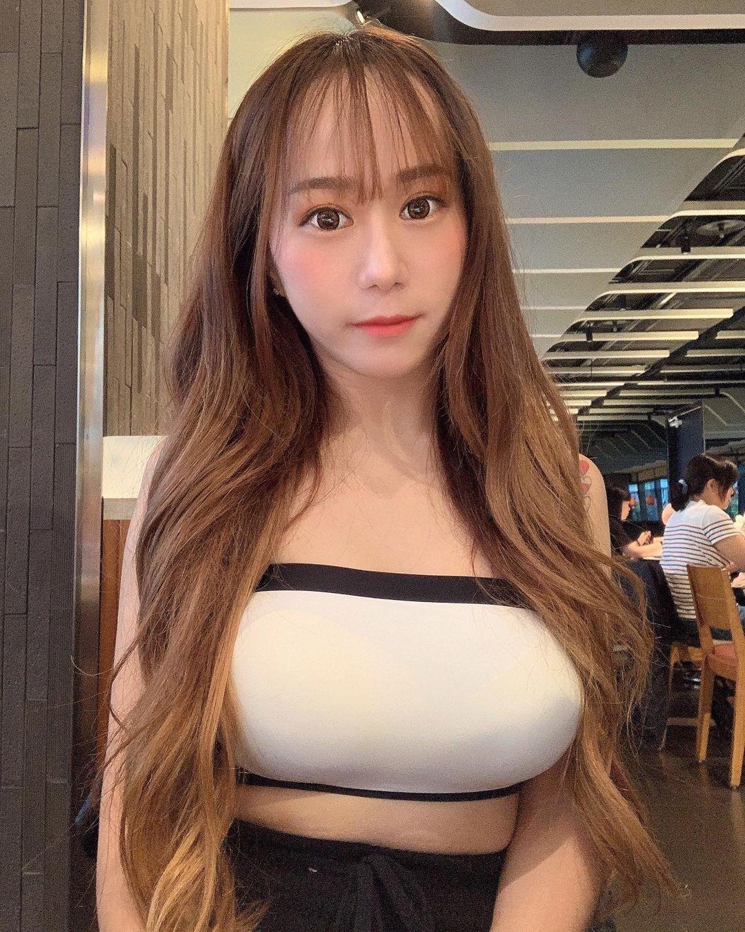 性感发型设计洪小榆火辣身材太诱惑 吃瓜基地 第2张
