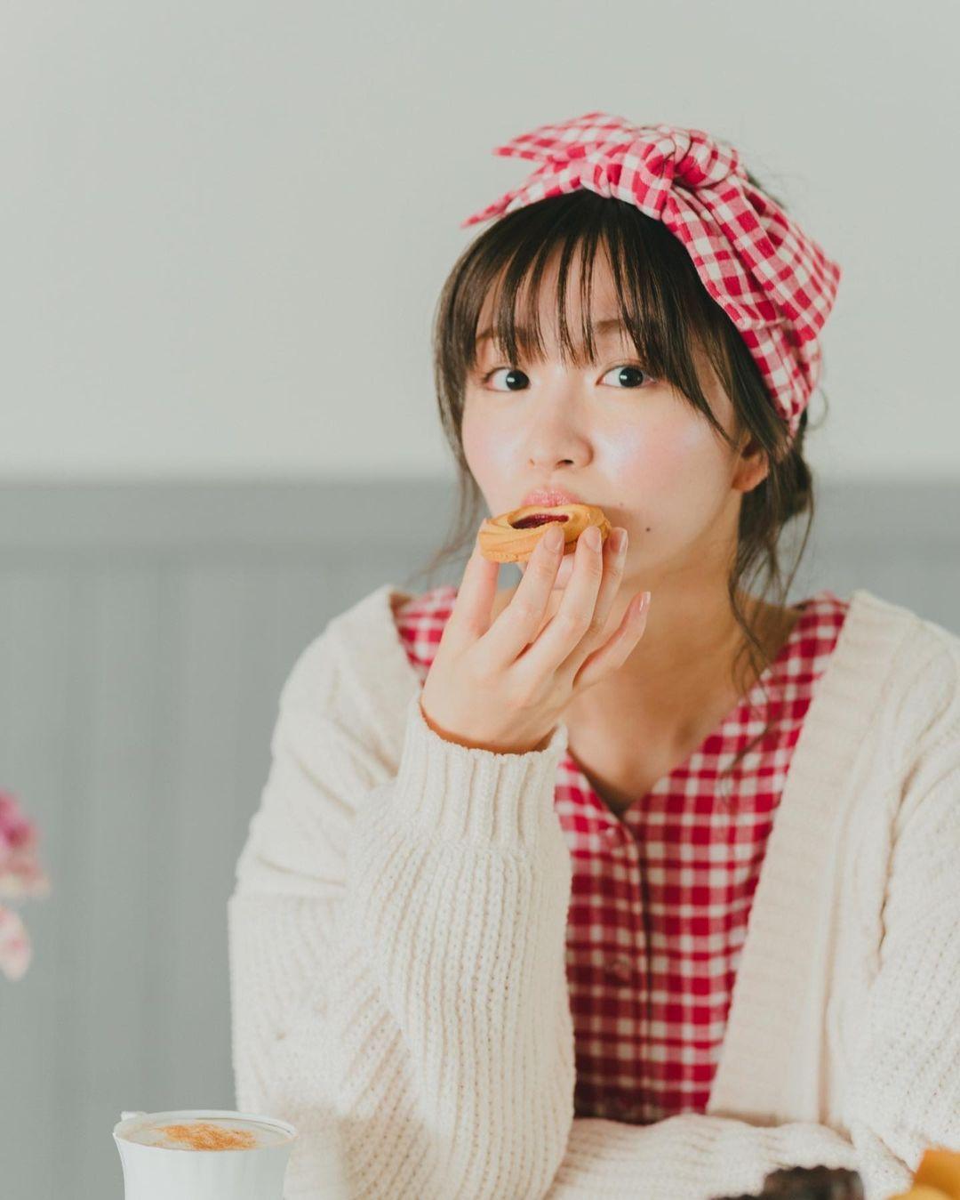 日系时尚杂志模特冈崎纱绘清甜笑容亲和力十足完全就是女友理想型 网络美女 第19张