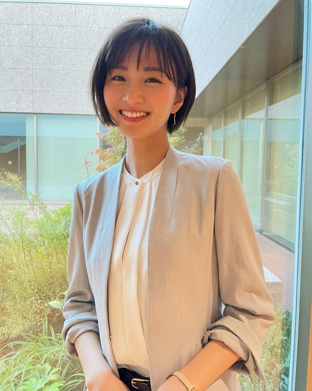 日系时尚杂志模特冈崎纱绘清甜笑容亲和力十足完全就是女友理想型 网络美女 第20张