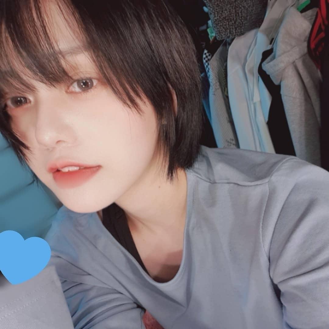 清纯短发妹ソニョン甜美气质让人无法抗拒超梦幻 男人文娱 热图6