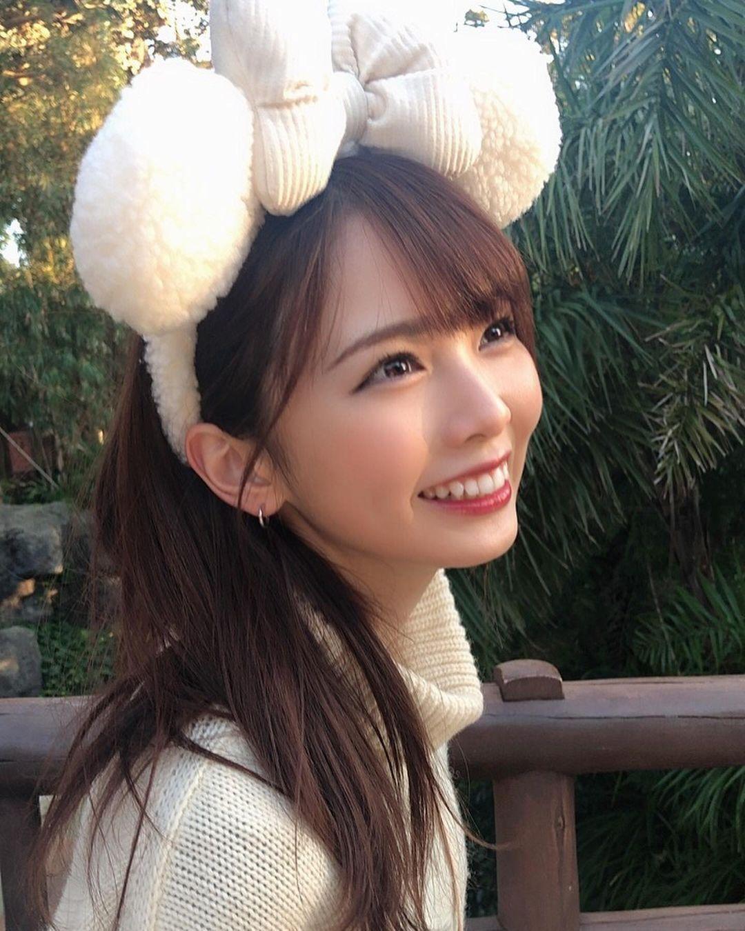 【喵妹】气质小清新「西村歩乃果」美照让人秒恋爱初恋系「甜美笑容」亲和力十足