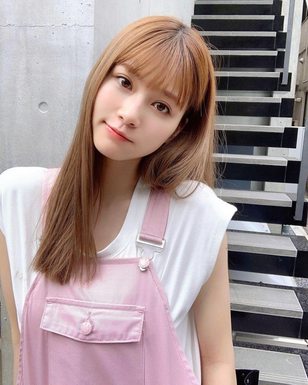 名古屋最可爱中学生生见爱瑠神级颜值美到让人窒息 网络美女 第3张