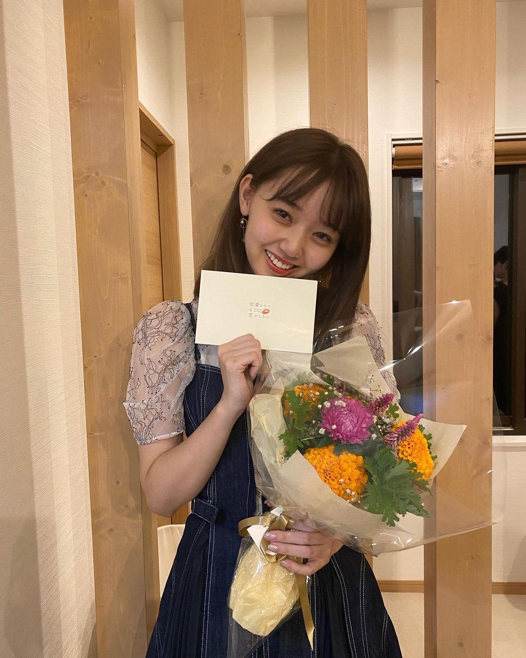 史上最可爱国中生江野沢爱美长大了.不只甜美笑容依旧,空灵气质更是疗愈人心 网络美女 第18张