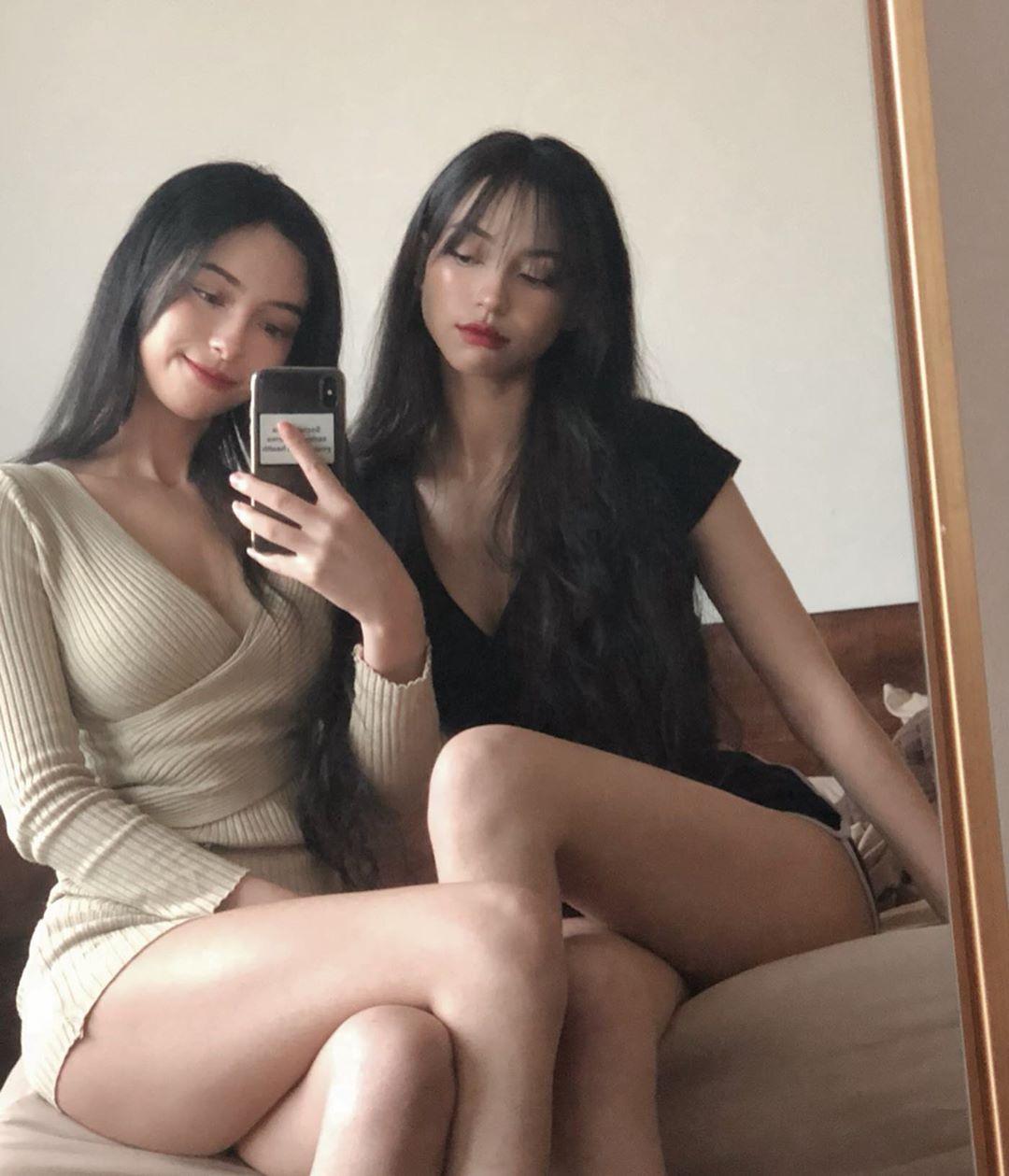 美国双胞胎姊妹《Anastasia与Alex》好惹火!