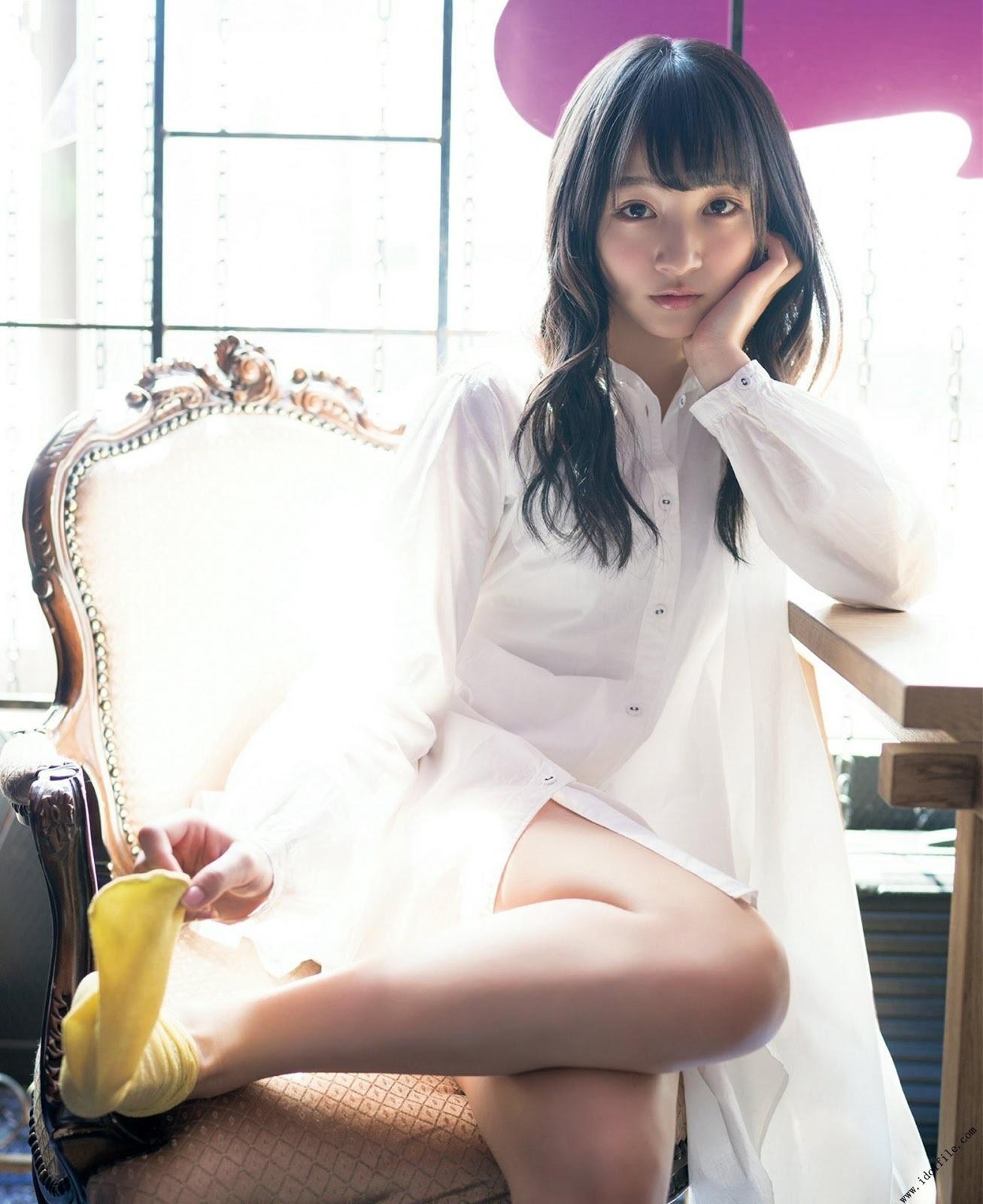 NMB48次世代王牌山本彩加引退转当护理师超暖原因让人更爱她了 网络美女 第40张
