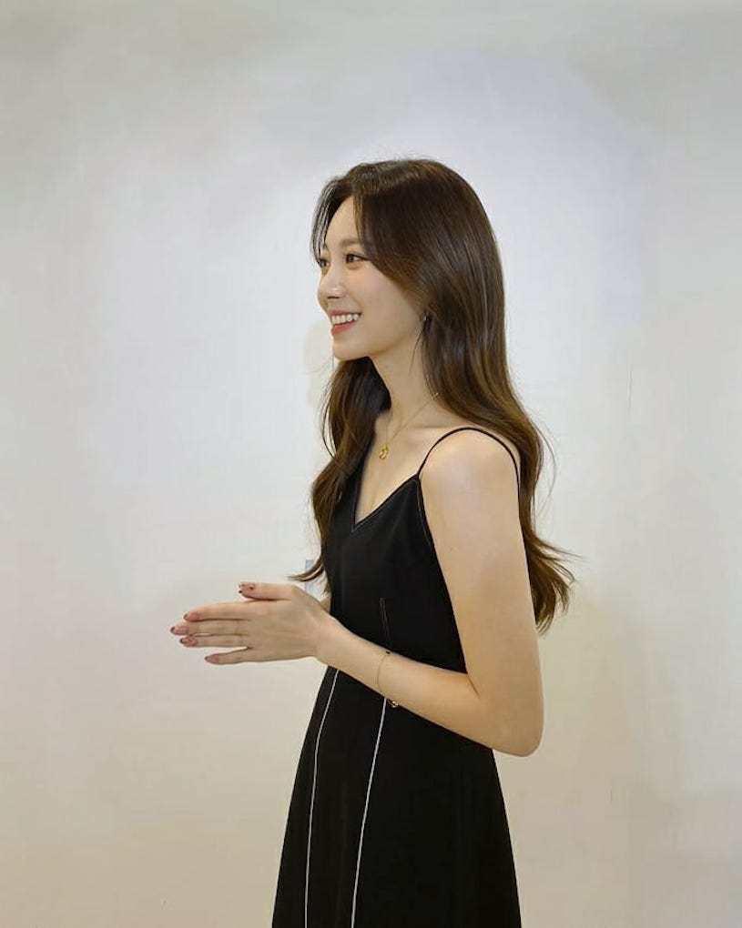 充满艺术气息的韩国小姐姐Yura@yura_936 养眼图片 第4张
